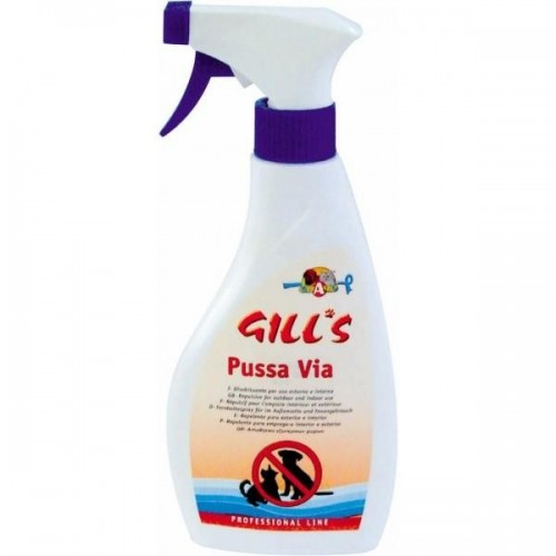 PUSSA VIA ESPRAY REPELENTE 620 ML GILL´S