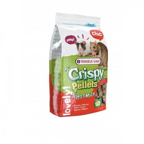 CRISPY PELLETS RAT & MOUSE 1 KG.