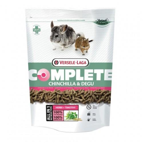 CHINCHILLA & DEGU COMPLETE 1´75 kg,