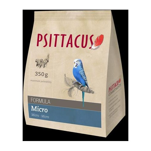 PSITTACUS PIENSO FORMULA MICRO 350 GR