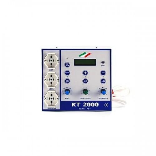 REGULADOR DE LUZ DIGITAL KT-2000