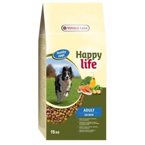 HAPPY LIFE ADULT SALMON 3 KG