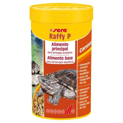 SERA RAFFY P 250 ml.50 GR