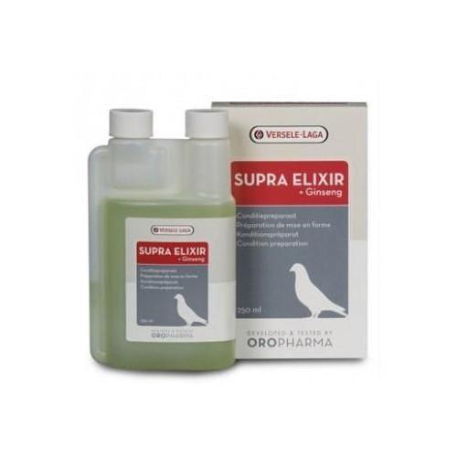 SUPRA ELIXIR + GINSENG 250 ml.