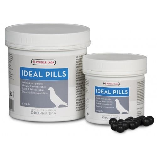 PILULAS IDEAL PILLS BOTE 500 UND.