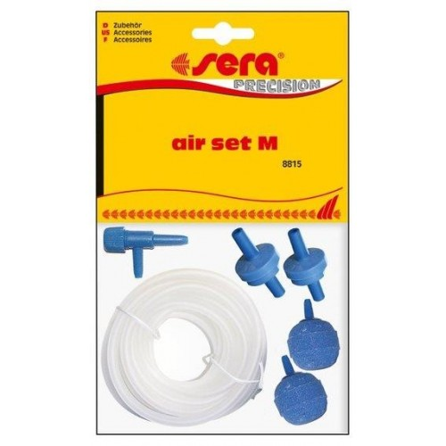 "SERA AIR SET ""M\"" 4 MT."